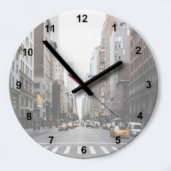 "Часы ""Город"""