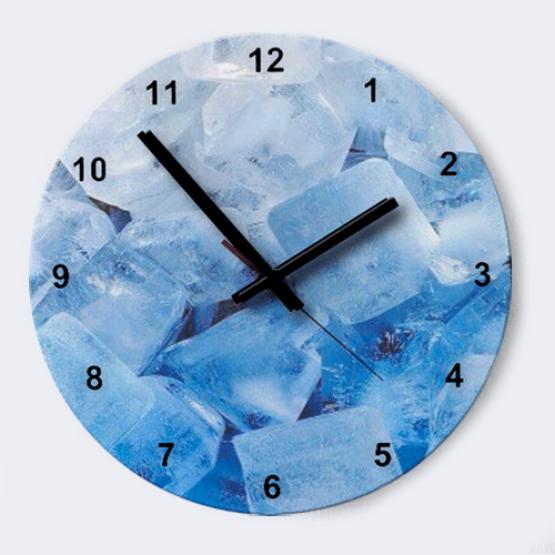 """Часы """"Лёд"""""""