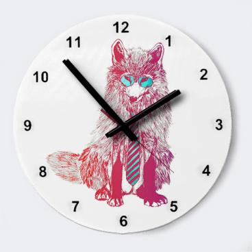 """Часы """"Енот"""""""