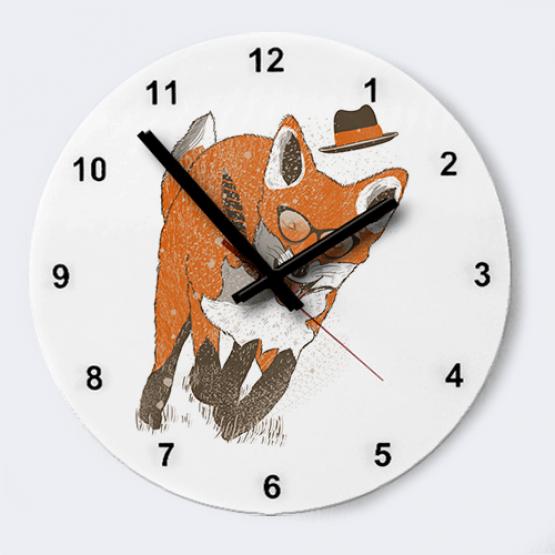 """Часы """"Лиса"""""""