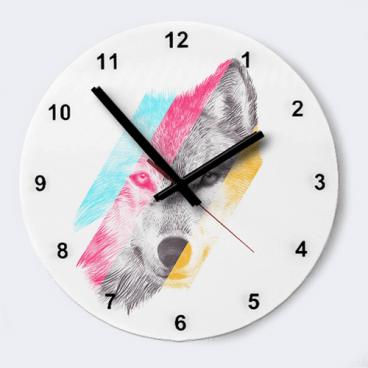 """Часы """"Волк"""""""