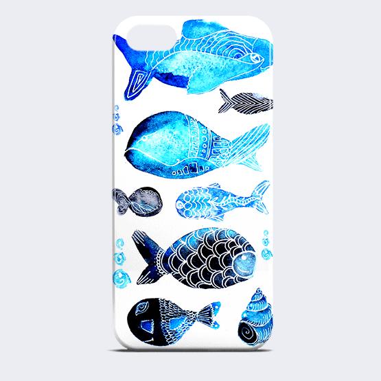 """Чехол """"Рыбы"""""""