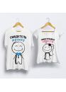 """Парные футболки """"Свидетели"""""""