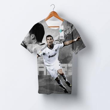 "Футболка ""Ronaldo"""