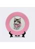 "Тарелка ""Котёнок с бантиком"""