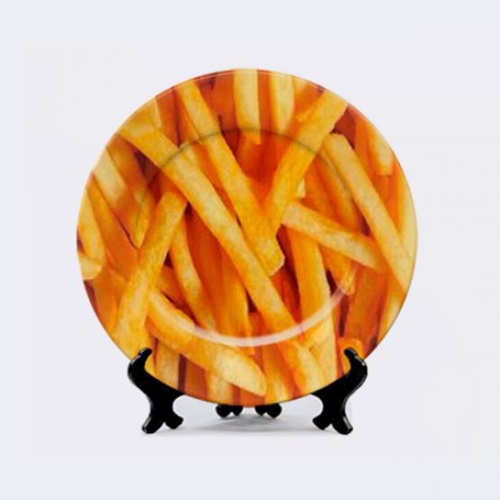 """Тарелка """"Картошка Фри"""""""