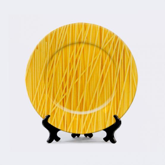 """Тарелка """"Спагетти"""""""