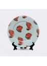 "Тарелка ""Кусочки мяса"""